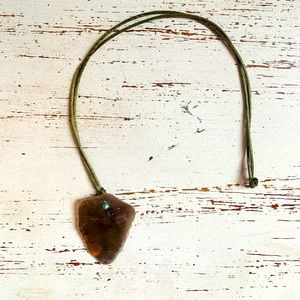 Free People Mica Necklace